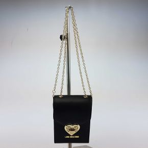 Shoulder bag Love Moschino black