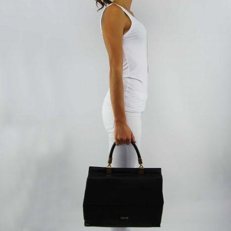 Tasche ordner nimes Liu Jo schwarze