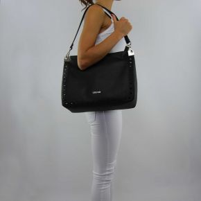 Shoulder bag Liu Jo belvis the black