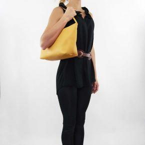 Tasche clutch von Liu Jo narcissus ocker