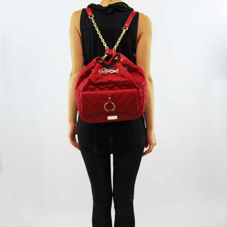 Tasche reisetasche Liu Jo tulpe lack