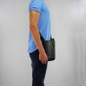 Handtasche Versace Jeans nappa schwarz