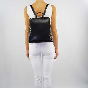Rucksack handtasche Twin-Sets leder schwarz