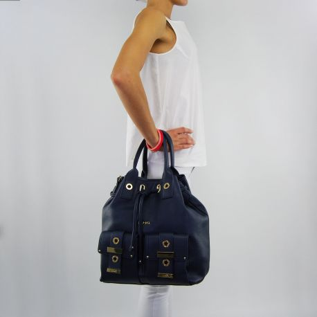 Borsa secchiello Liu Jo beaulieu dress blue
