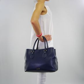Borsa shopping Liu Jo con tramezza angers dress blue