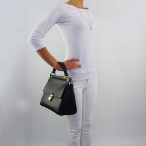 Bag duffle bag Patrizia Pepe black