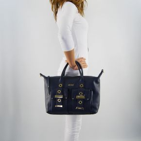 Borsa bauletto Liu Jo beaulieu dress blue