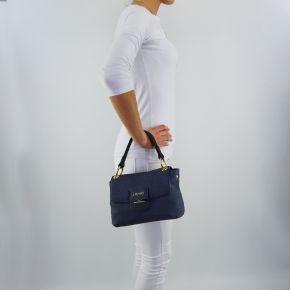 Bolsa de carpeta de Liu Jo pequeño marsella furdenim vestido azul