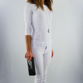 Brieftasche-Love Moschino-glänzend schwarz