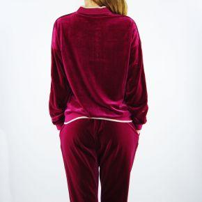 Sweatshirt geöffnet Liu Jo hollywood scarlet