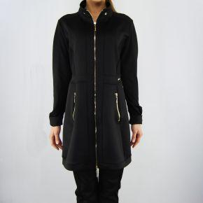 Sweatshirt geöffnet Liu Jo orlando schwarz