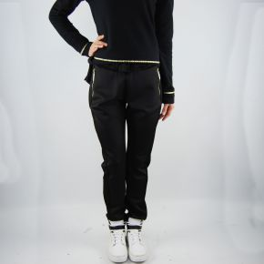 Trousers in sweatshirt Liu Jo orlando black