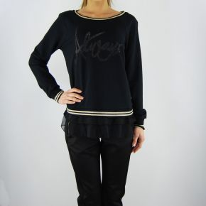 Sweatshirt closed Liu Jo nashville black