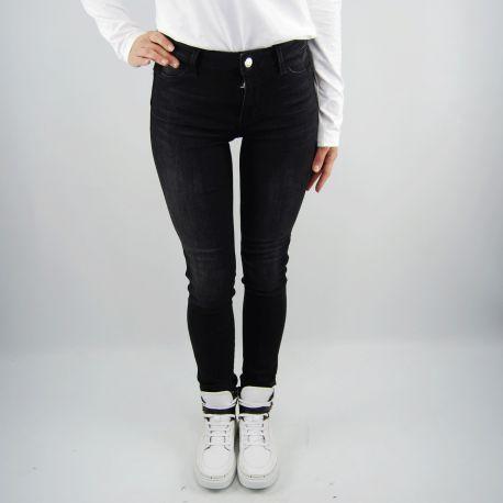 Pantalone jeans Liu Jo divine black elegant wash