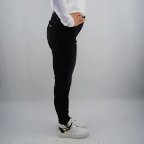 Jeans de Liu Jo divina negro elegante de lavado
