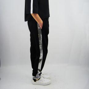 Pantalone jersey Liu Jo charlotte nero