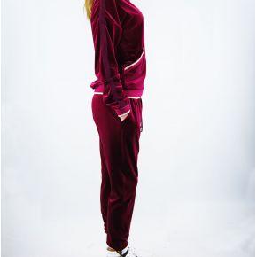 Pantalone Liu Jo jersey escarlata