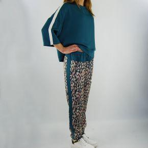 Pantalone New York Liu Jo macula pavone