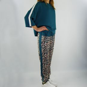 Pants New York Liu Jo macula peacock