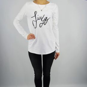 T-shirt Liu Jo charlotte white