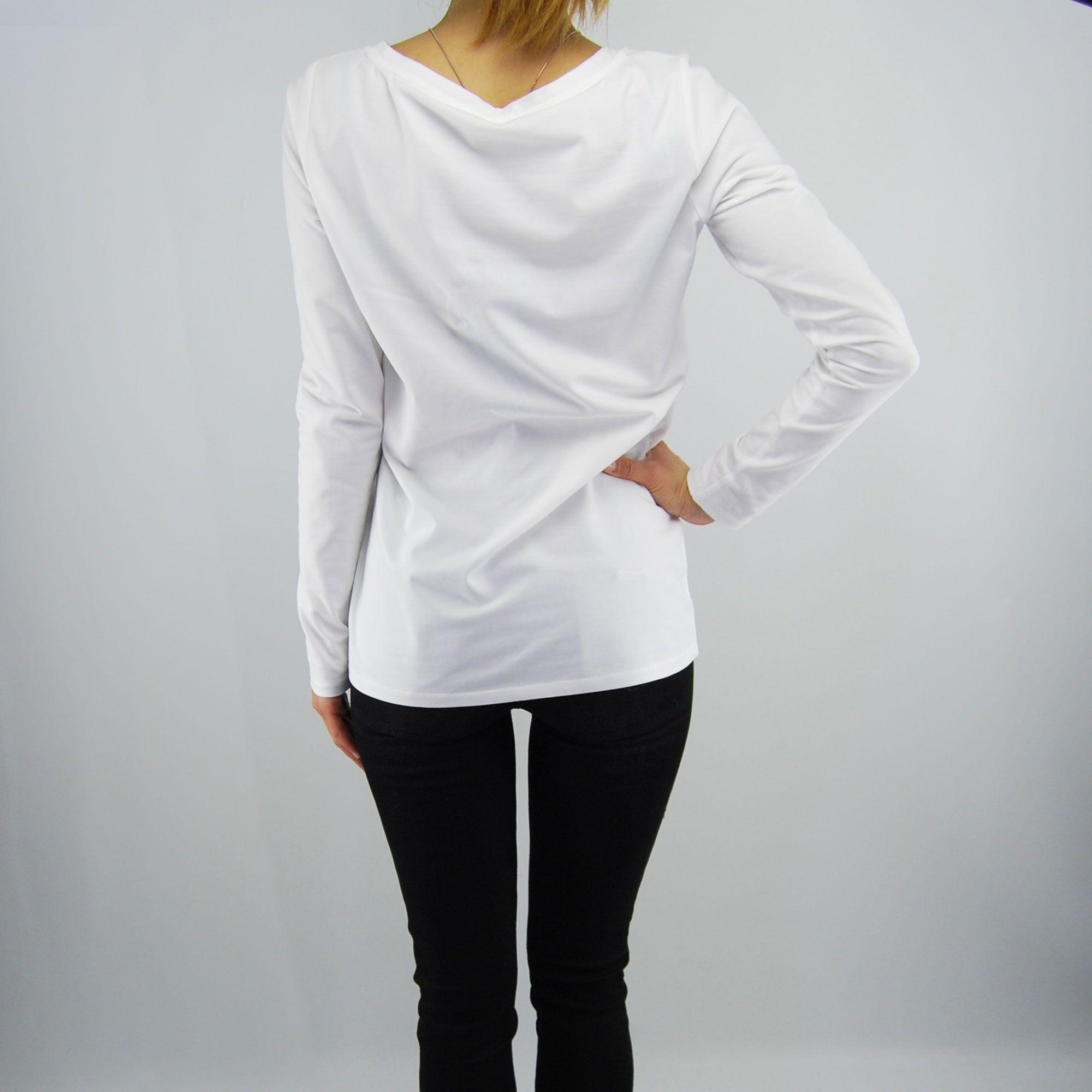 T shirt Liu Jo charlotte bianca 234692a1798