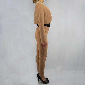 Pantalones de Everis mafalda de la galleta de la banda en la cintura
