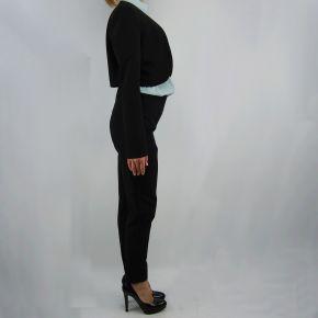 Hose Everis mafalda schwarze schärpe in der taille
