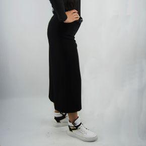 Pantalone everis mimose nero cropped pant