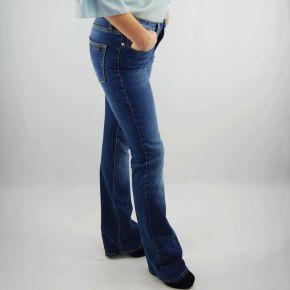 Pantalone jeans Everis autero zampa