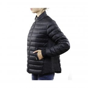 Quilted down jacket Liu Jo black Atlanta