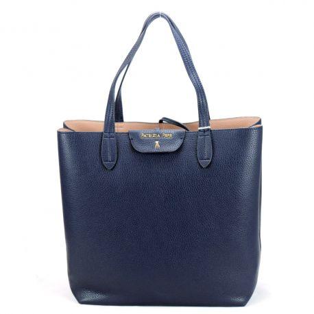 Shopping bag von Patrizia Pepe kleid blue reversible rose
