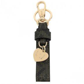Portachiave key ring Liu Jo cuore calla militare