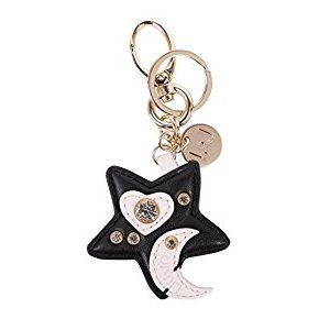 Portachiav Liu Jo key ring fat black