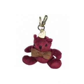 Keychain Twin-set bordeaux