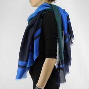 Sciarpa Liu Jo anna 90 x 200 directoire blue