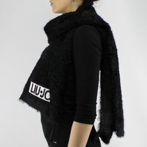 Schal-Liu Jo-logo-schwarz