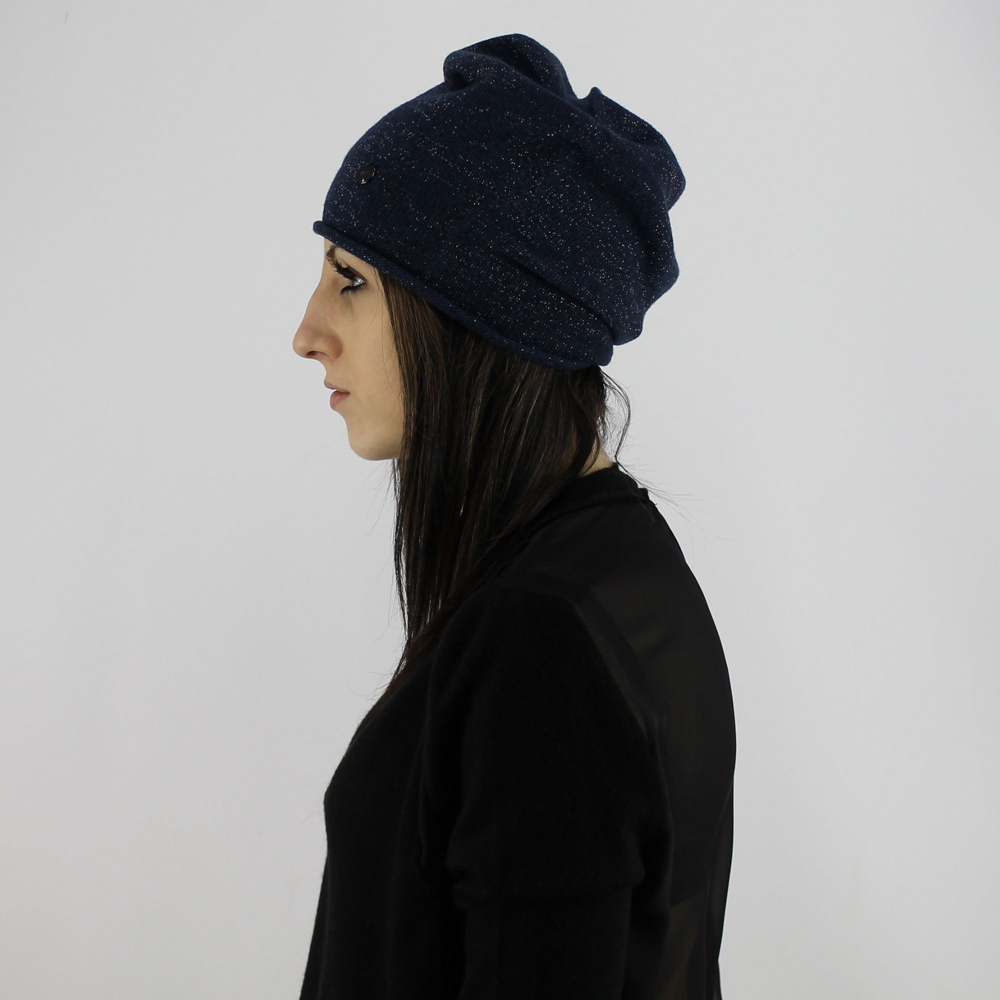 promo code e11ed de330 Cappello laminato LiuJo dress blue