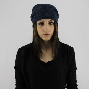 Sombrero de laminado de LiuJo vestido azul