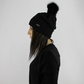 Cuffia Liu Jo lurex black, lurex