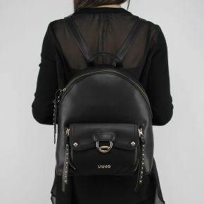 Bag backpack Liu Jo m backpack dakota black