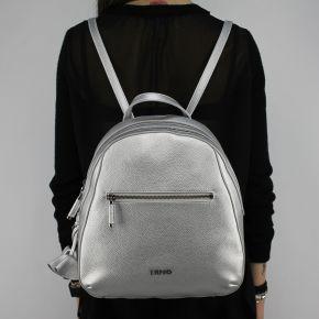 Bag backpack Liu Jo Niagara silver N18124 E0037