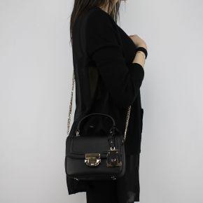 Handtasche Liu Jo Cross Body Long Island schwarz A18142 E0037