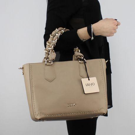 Borsa shopping Liu Jo Tote Lovely You arenaria A18020 E0010