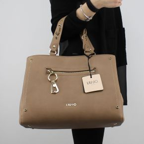 Borsa Bauletto Liu Jo Satchel Ohio-dove, N18193 E0037