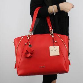 Shopping bag Liu Jo Tote Niagara red N18120 E0037
