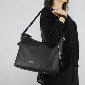 Shoulder bag Liu Jo Hobo Niagara black N18121 E0037