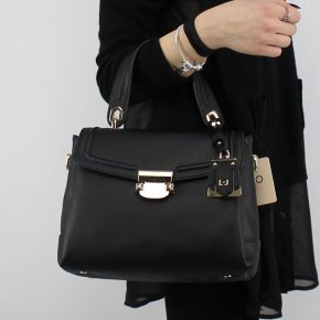 Bag folder Liu Jo Top handle Long Island black A18141 E0037