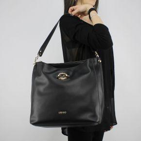 Shoulder bag Liu Jo Florida black A18011 E0007