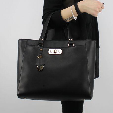 Shopping bag Liu Jo-Tasche Baltimore schwarze N18135 E0031