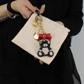 Schlüsselanhänger Liu Jo, Teddy bear, Plexi schwarz A18216 E0035